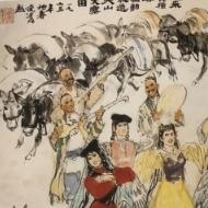 黃冑 驢 收購 畫 價格